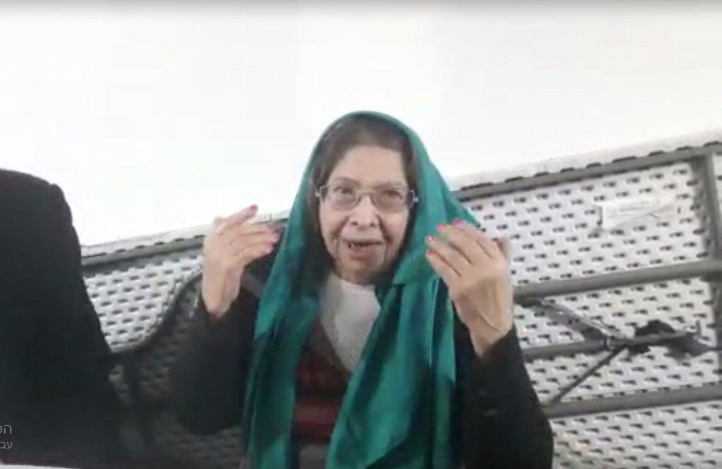 בובה מכלוף מספרת על הנס הראייה שחזר אליה בזכות הצדיק משטפנשט