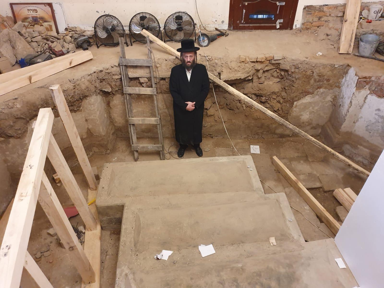 מסע שטפנשט לאוקראינה בקבר הצדיק רבי לוי יצחק מברדיטשוב