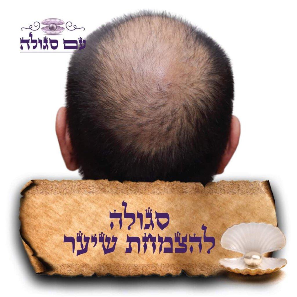 עם סגולה שטפנשט, סגולה למניעת נשירת שיער