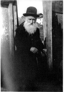 הגאון רבי חיים מרדכי רולר. ההילולא ה-75